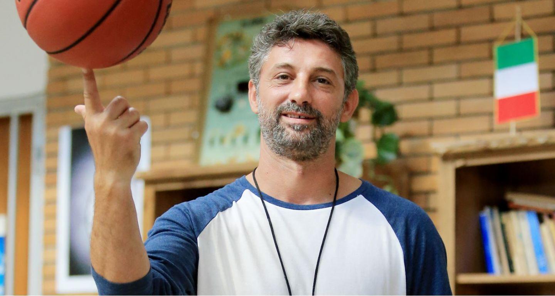 Andi Vasluianu, protagonistul serialului  Profu` :  Proiectul mi se pare extrem de educativ
