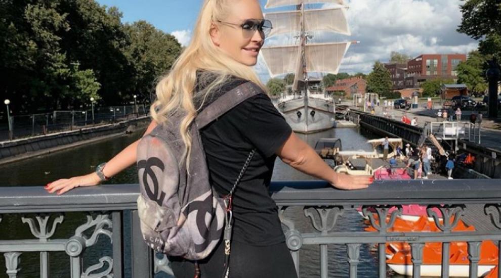 Vica Blochina, vacanță în Țările Baltice. Mesajul emoționant postat pe Instagram