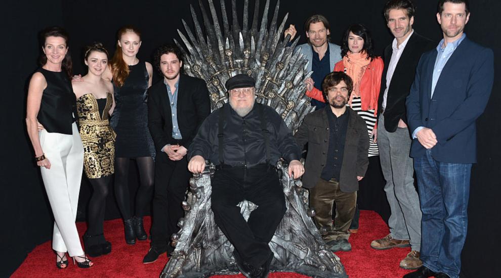 """Anunțul scriitorului George R.R. Martin pentru fanii """"Game of Thrones"""". Ce spune despre ultimele două volume ale sale"""
