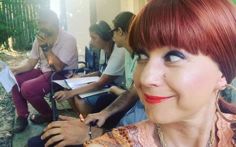 Mirela Oprișor și-a rupt degetul de la picior. Ce i-au spus medicii și cum o afectează la filmări