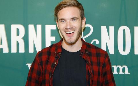 PewDiePie s-a însurat! Cum arată mireasa celui mai mare YouTuber din lume
