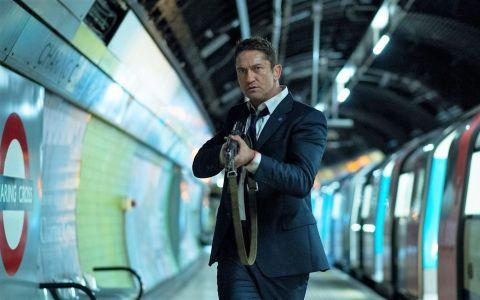 Gerard Butler revine în seria Cod Roșu, la cinema. Cu cine joacă actorul