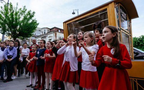 Festivalul Internațional George Enescu 2019 cucerește întreg Bucureștiul prin Programul Național Cantus Mundi