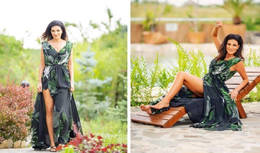 """După divorț, Ioana Ginghină arată mai bine ca niciodată: """"Mergi înainte, fată!"""""""