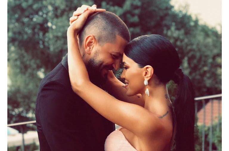 Adelina Pestrițu și soțul ei, cei mai sexy nași. Cum arată ținutele lor demne de covorul roșu