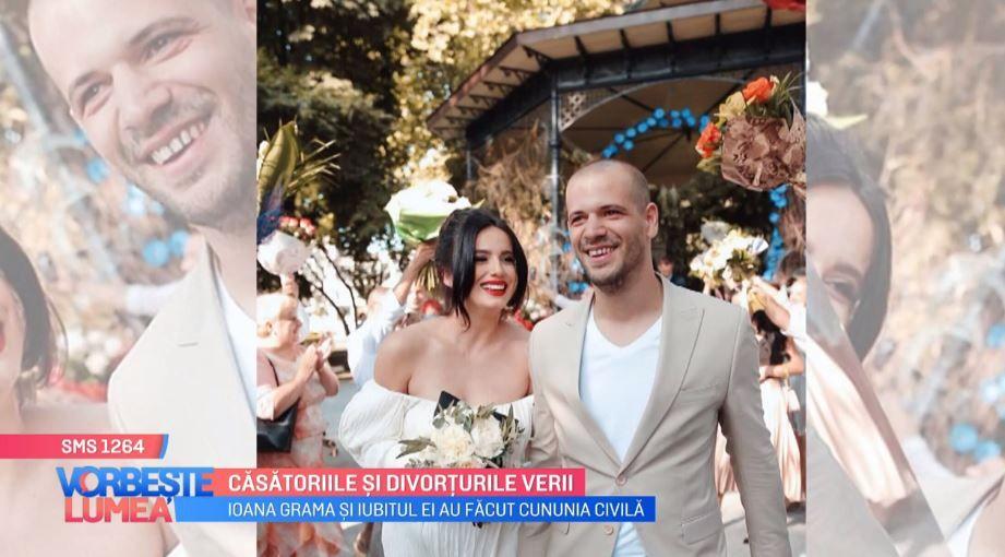VIDEO Căsătoriile și divorțurile verii