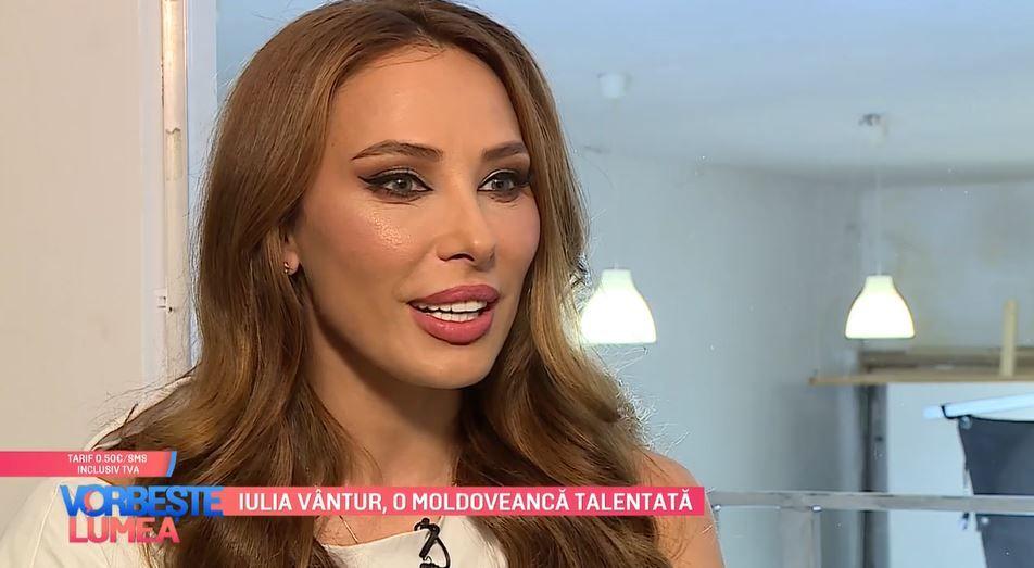 Iulia Vântur, despre noile proiecte și vacanța de vară