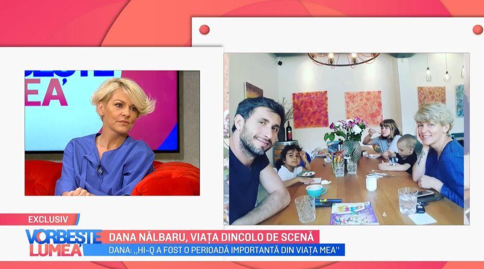 Dana Nălbaru, viața dincolo de scenă