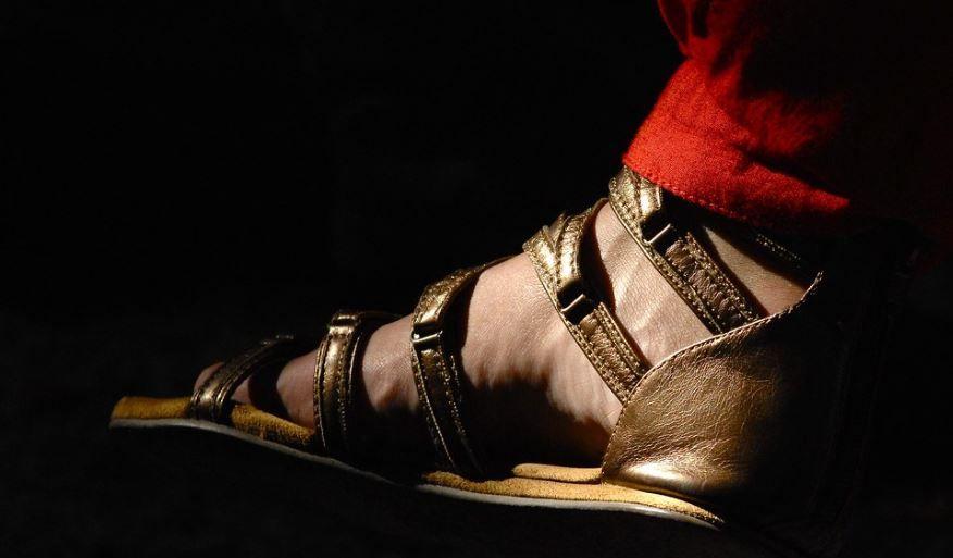 (P) Sandalele romane - o istorie de peste 500.000 de ani