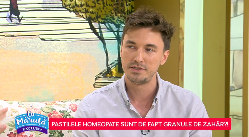 VIDEO Doctor Mihail, despre un nou mit. Pastilele homeopate sunt de fapt granule de zahăr?