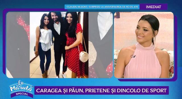 VIDEO Corina Caragea și Ramona Păun, prietene și dincolo de sport