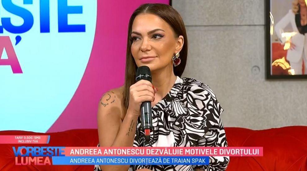 VIDEO Andreea Antonescu divorțează după 8 ani de căsnicie. Care este motivul