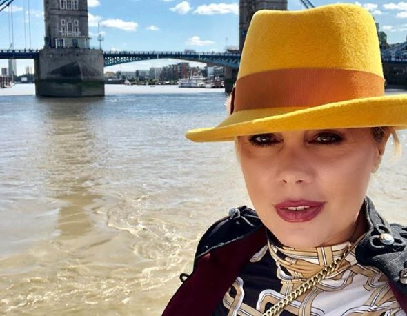 VIDEO Dana Săvuică, toată vara în vacanțe