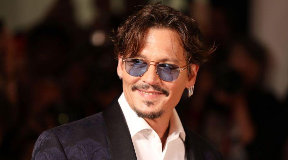 Johnny Depp, apariție excentrică la Festivalul de Film de la Veneția