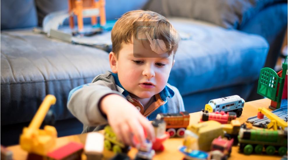 (P) Cele mai potrivite jucării pentru copilul energic