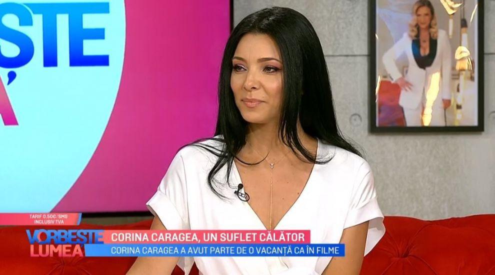 VIDEO Corina Caragea, un suflet călător