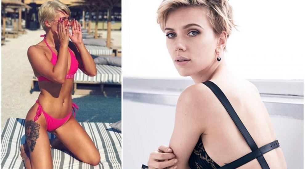 """Scarlett Johansson de România, la Masterchef: """"Toată lumea îmi spune că semăn cu ea"""""""