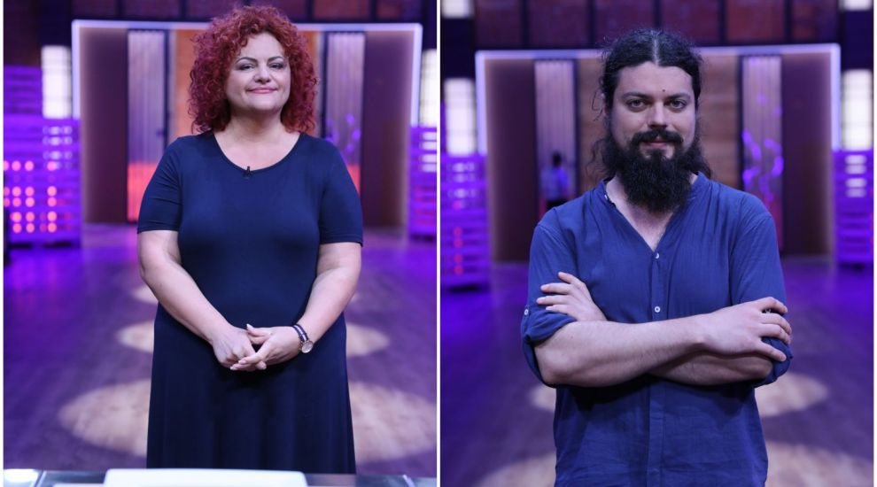 Mihaela Surugiu și Răzvan Ioniță - MasterChef 2019