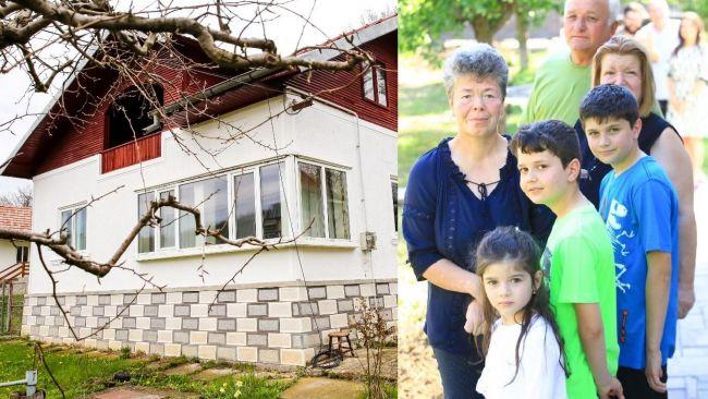 O familie fericita poveste