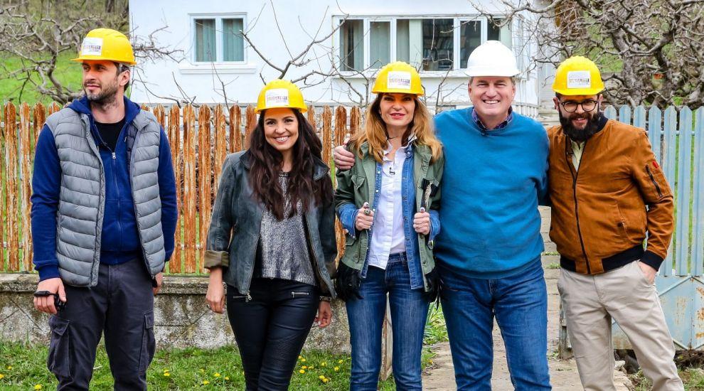 Echipa Visuri la Cheie ajunge în casa familiei Rotaru