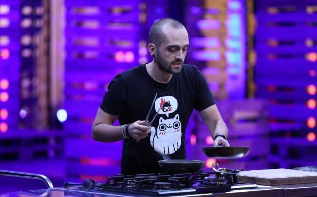 Bogdan Andrei - MasterChef 2019