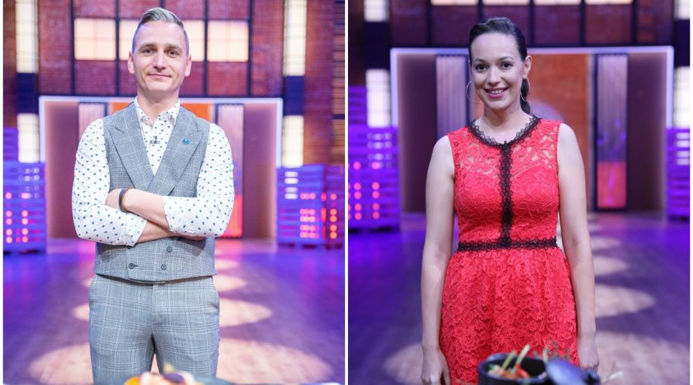 Ionut Vrănescu și Andreea Pau - MasterChef 2019