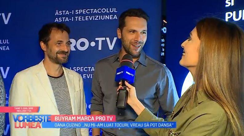 VIDEO Cum s-au distrat vedetele la Buyram. O petrecere marca Pro Tv