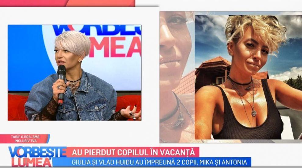 VIDEO Giulia Anghelescu și Vlad Huidu, povești din vacanță. Prin ce peripeții au trecut