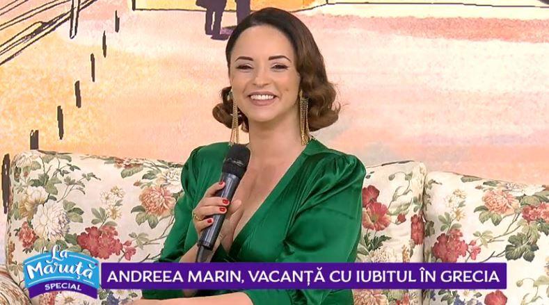 Andreea Marin trăiește o frumoasă poveste de dragoste. Cine este și cum arată actualul ei iubit