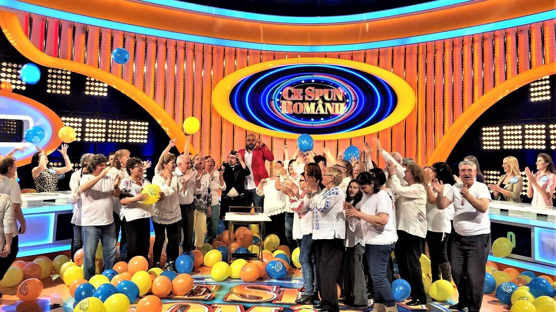 Ce spun românii sărbătorește ediția 1.000! De la lansare, 1.150 de familii au câștigat aproape 1 milion de euro!