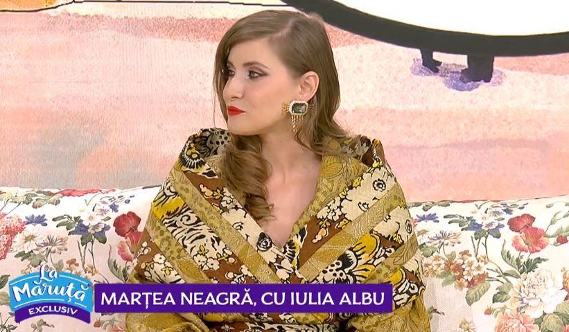 Iulia Albu, despre Săptămâna Modei de la Milano