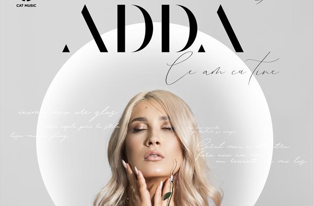 """ADDA lansează """"Ce Am Cu Tine"""", primul single ce se va regăși pe albumul """"Artă, Viață si Iubire"""""""