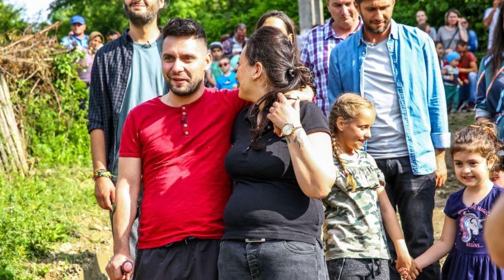"""VIDEO Visuri la cheie le-a schimbat viața soților Ciobănică. """"Nu mai recunosc nimic din casă"""""""
