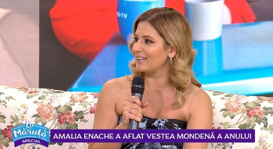 VIDEO Amalia Enache, noul redactor șef al revistei Unica pentru luna octombrie