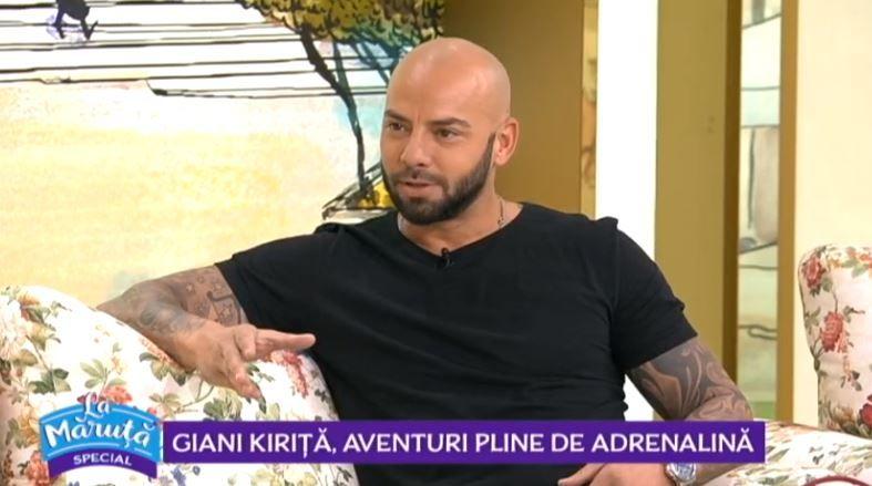 VIDEO Giani Kiriță, aventuri pline de adrenalină