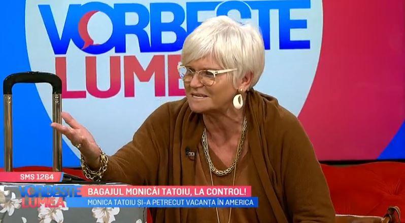 VIDEO Monica Tatoiu, despre vacanța petrecută în America