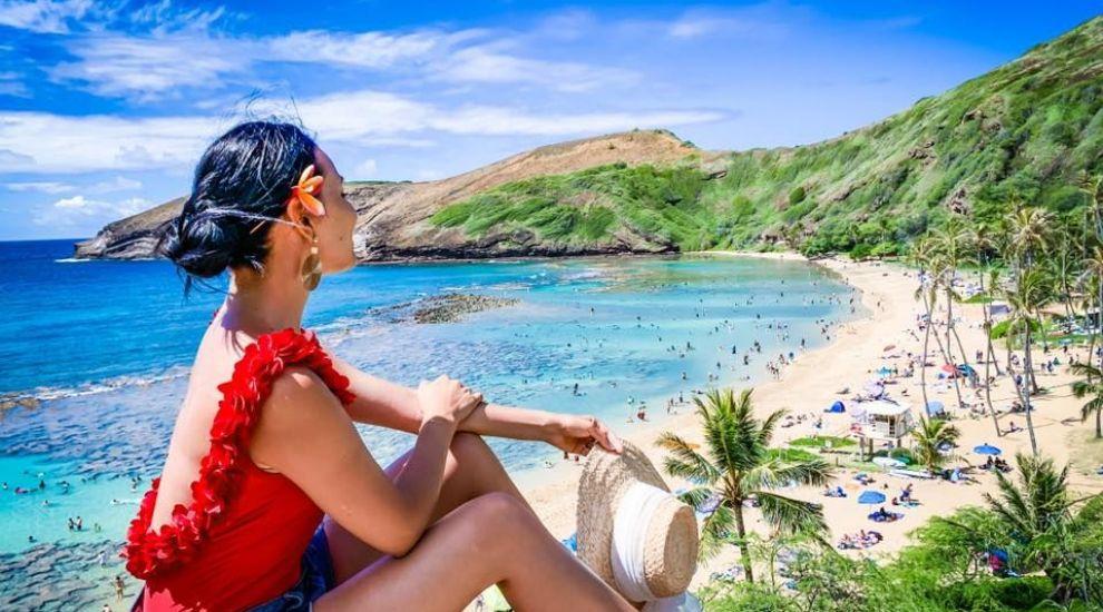 Corina Caragea, imagini de senzație din Honolulu! Vezi cât de frumoasă e vedeta în Paradisul din Hawaii