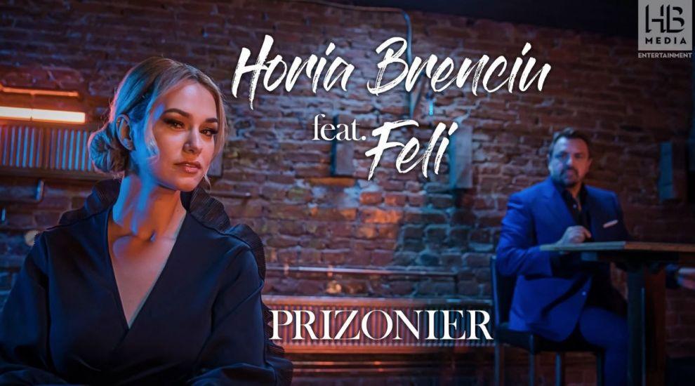 """Horia Brenciu lansează o nouă piesă în colaborare cu Feli. """"Prizonier"""", despre căutările sufletului pereche"""