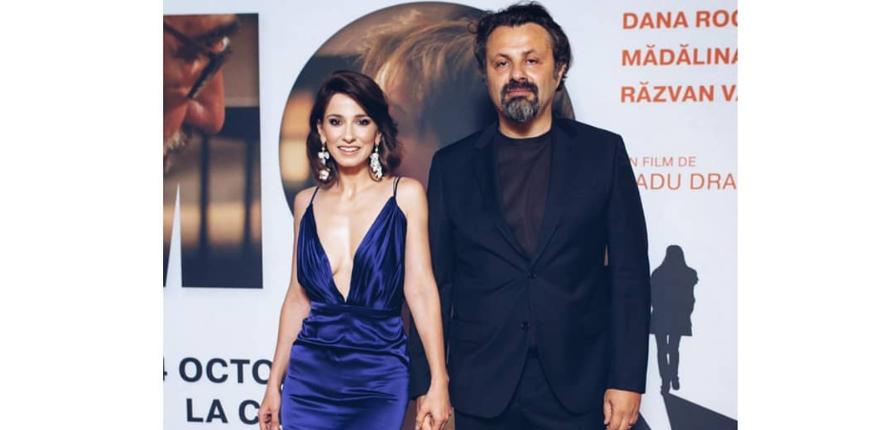 "VIDEO Dana Rogoz, emoții mari la premiera filmului ""Mo"""