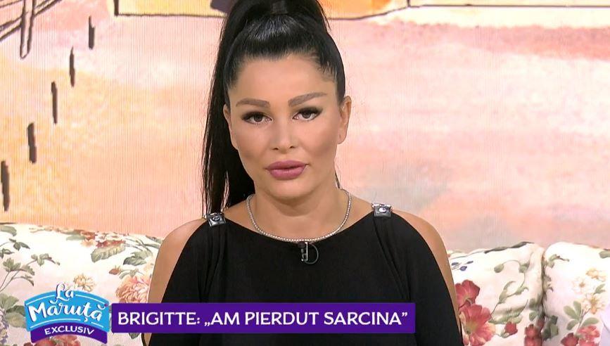 """Brigitte Pastramă, dezvăluiri despre sarcină: """"Am fost gravidă, dar am pierdut sarcina"""""""