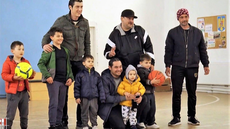 VIDEO Actorii din Las Fierbinți, surpriză de proporții pentru frații Bach de la Visuri la cheie