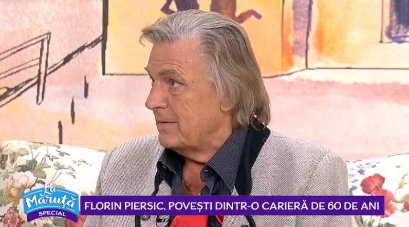 VIDEO Florin Piersic, povești dintr-o carieră de 60 de ani