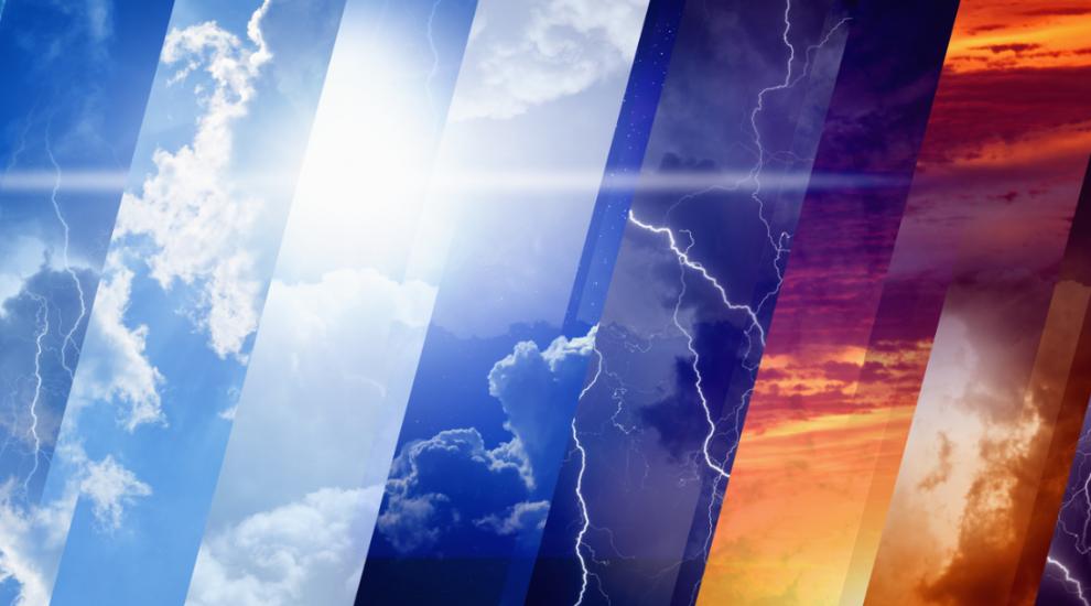 VIDEO Prognoza meteo: vremea se schimbă