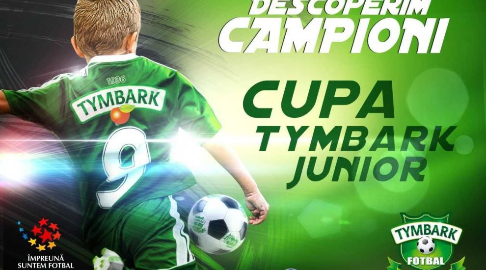 Cautăm următorii mari campioni ai României! Înscrie-ți copilul în competiția de fotbal pentru juniori