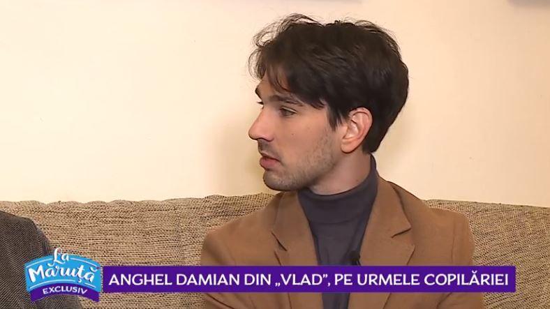 VIDEO Anghel Damian, pe urmele copilăriei