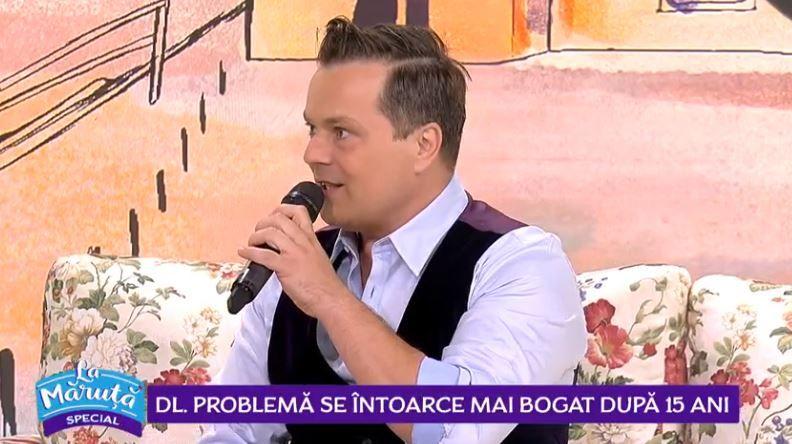 "Domnul Problemă și-a lansat un nou single ""Bogat"""