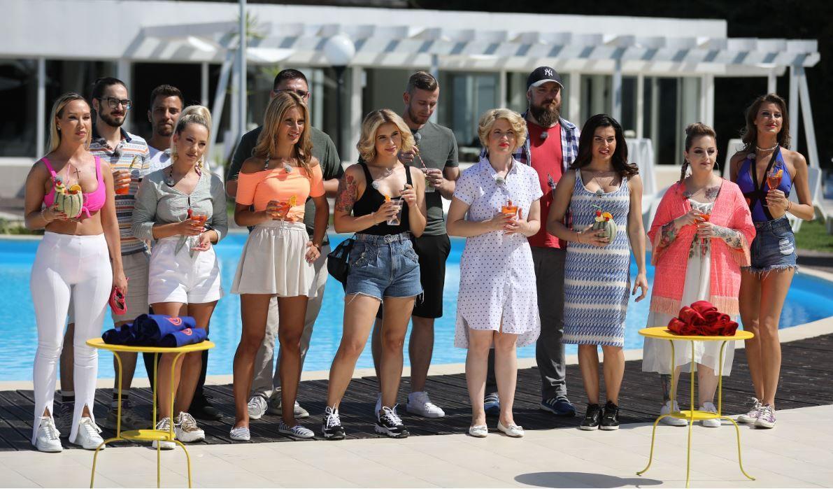 Concurenții MasterChef vor avea parte de prima probă în aer liber: o petrecere la piscină