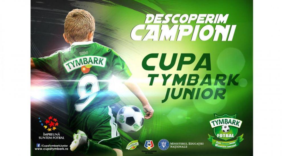 Dă-i șansa copilului tău să fie viitorul campion la fotbal!