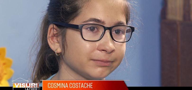 Familia Vâlciu a trecut printr-o suferință cumplită. Violeta, mama celor doi copii, a murit răpusă de cancer