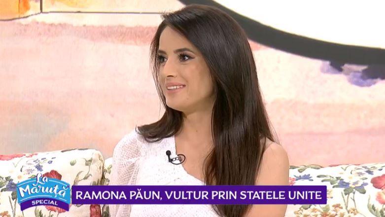 VIDEO Ramona Păun, despre vacanța petrecută în America